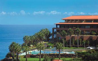 Madeira - na 8 dní, polopenze s dopravou katowice