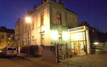 3 dny pro 2 v hotelu Lafayette**** Olomouc. Snídaně, konzumace v restauraci, Olomouc region Card.