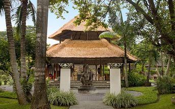 Bali - Sanur na 8 až 9 dní, snídaně s dopravou letecky z Prahy