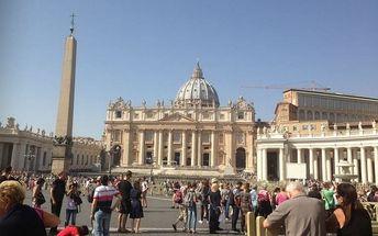 Itálie, Řím, letecky na 4 dny