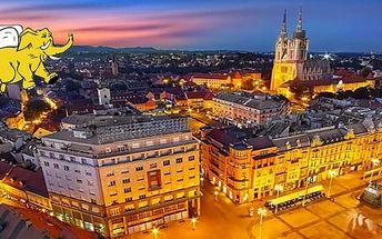 Chorvatsko a Slovinko: Zájezd na 2 dny pro 1 osobu + doprava, ubytování, snídaně a termály