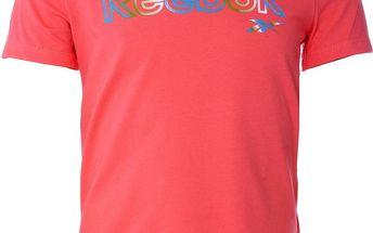 Dívčí tričko s krátkým rukávem Reebok vel. 14 - 15 let, 170 cm