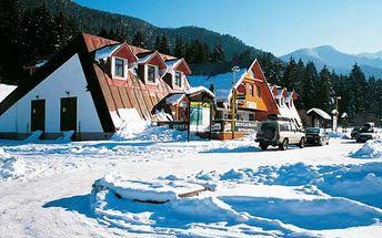 Zimní dovolená v Demänovské dolině pro 1 osobu