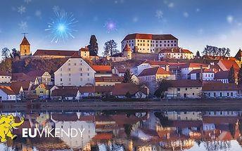 Chorvatsko a Slovinsko: Zájezd na silvestr pro 1 osobu + ubytování, snídaně a doprava