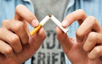 Zbavte se zlozvyku a odvykněte kouření