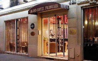 Francie - Paříž na 3 dny, snídaně s dopravou letecky z Prahy