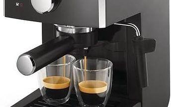 Espresso Saeco Poemia HD8423/19 černé + Doprava zdarma