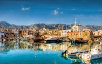 Kypr, letecky na 8 dní