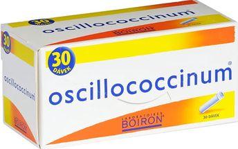 OSCILLOCOCCINUM 30x1GM - 30 dávek