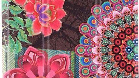 Pestrobarevný kryt na tablet Mini Galaxy Desigual