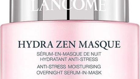 Lancome Noční sérum v masce proti známkám stresu a únavy Hydra Zen (Anti-Stress Moisturising Overnight Serum-in-Mask) 75 ml + doprava zdarma