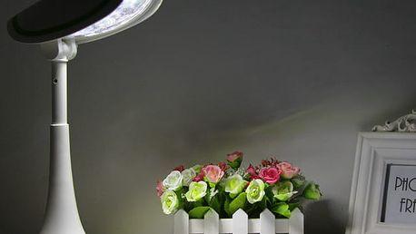 Stolní lampa 22 LED diod