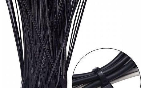 100 kusů utahovacích pásků