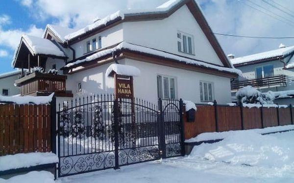 Slovensko, Tatry až na 5 dní pro 1 osobu: snídaně či polopenze a možnost pobytu na Vánoce