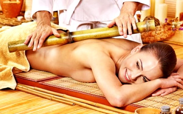 Darujte na Vánoce relax! Uvolňující masáže dle vašeho výběru3