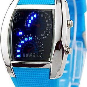 Stylové binární LED hodinky UNISEX