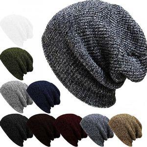 Unisex zimní čepice v různých barvách - poštovné zdarma