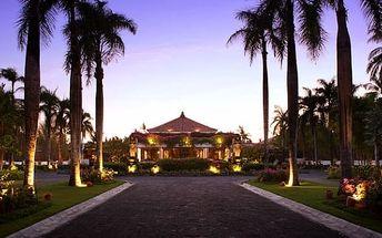 Bali - Nusa Dua Beach na 10 až 13 dní, snídaně s dopravou letecky z Prahy