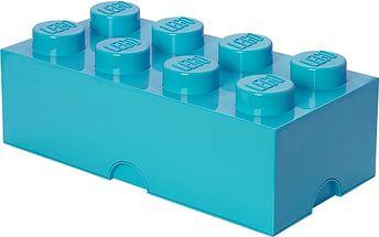 LEGO® Storage Lego úložný box azurový