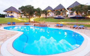 Zanzibar - Kiwengwa na 9 dní, polopenze s dopravou letecky z Prahy