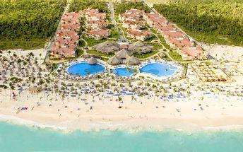 Dominikánská republika - Punta Cana na 9 dní, all inclusive s dopravou letecky z Prahy nebo vídeň