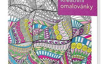 Kreativní omalovánky - Antistresové omalovánky
