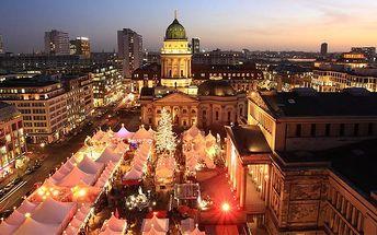 Jednodenní zájezd do adventního Berlína pro 1 osobu