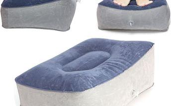 Nafukovací polštářek pod nohy - skladovka - poštovné zdarma