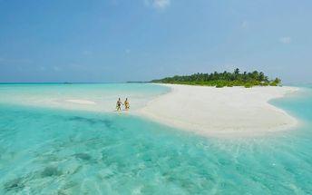 Maledivy - Atol Ari na 10 až 11 dní, polopenze s dopravou letecky z Prahy