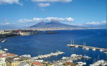 Řím - Neapol - Pompeje - Vesuv, Itálie, Poznávací zájezdy - Itálie, 5 dní, Autobus, Bez stravy, Alespoň 2 ★★, sleva 0 %