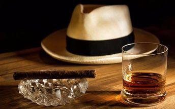 Řízená degustace prémiových rumů