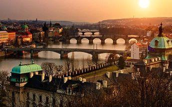 2 nebo 3 dny pro dva na vlnách Vltavy v Praze