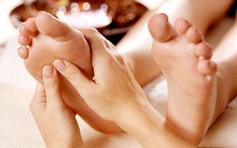 Relaxační a reflexní masáž dlaní a chodidel