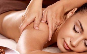 Výběr z osmi druhů masáží pro báječnou relaxaci