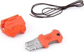 Mini kapesní nůž na klíče