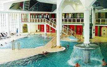 Wellness lázeňská dovolená v hotelu Zátiší***