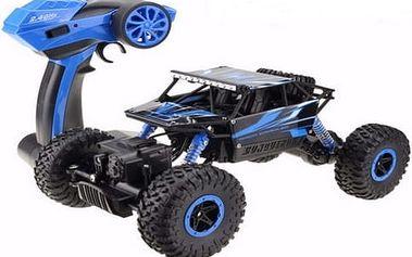 RC auto Rock Crawlers Rally na dálkové ovládání - 2.4GHz - 3 barvy