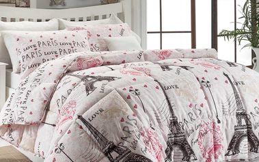 Eponj Home Prošívaný přehoz přes postel/přikrývka 143EPJ9931
