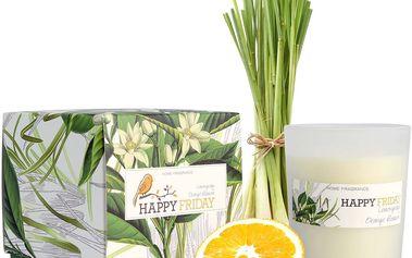 Vonná svíčka Lemongrass - doprava zdarma!
