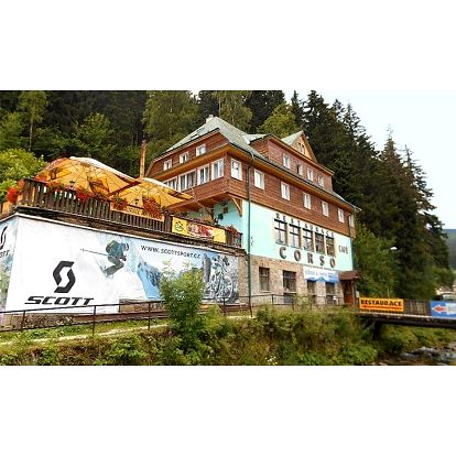 3–6denní pobyt v hotelu Corso*** v Peci pod Sněžkou pro 2 osoby se snídaněmi