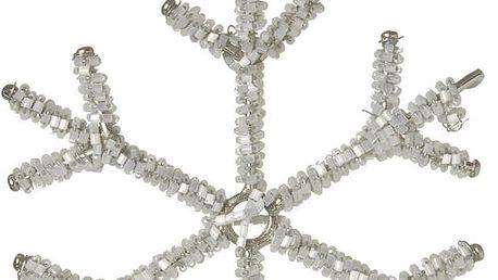 Závěsná vánoční dekorace Parlane Snow - doprava zdarma!