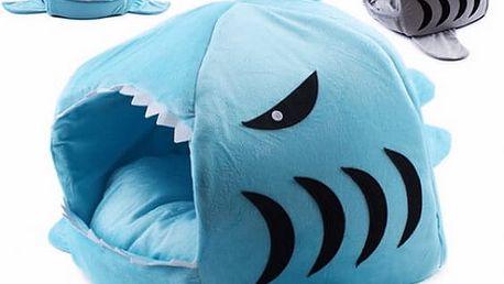Žraločí domeček pro domácí mazlíčky - Menší