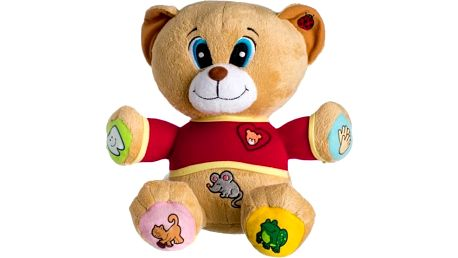 Medvěd Tedík mluvící plyš