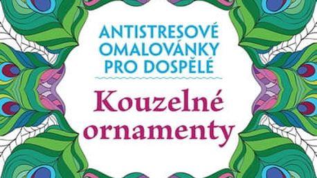 Kouzelné ornamenty - Antistresové omalovánky