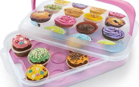 Box na cupcaky Deco, 7 l - doprava zdarma!