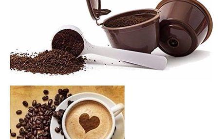 Univerzální kapsle do kávovarů pro opakované použití - 1 kus
