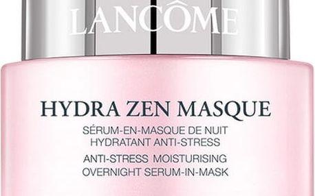 Lancome Noční sérum v masce proti známkám stresu a únavy Hydra Zen (Anti-Stress Moisturising Overnight Serum-in-Mask) 75 ml