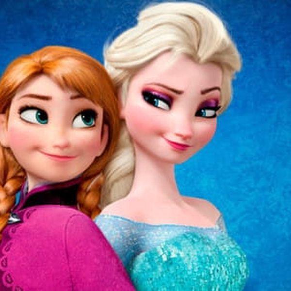 Pohádkový kostým Frozen princezna Elsa z Ledového království s doručením zdarma4