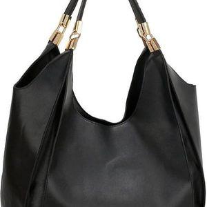 Dámská černá kabelka Linde 455