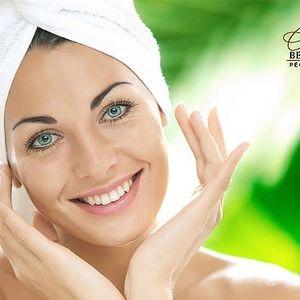 Luxusní kosmetické ošetření pro dámy v Praze